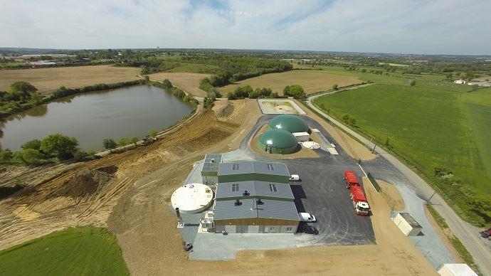 En Vendée, Agribiométhane a fait le choix de l'injection directe dans le réseau GRDF.