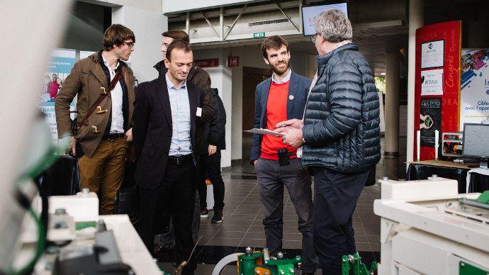 Robots agricoles, la prochaine étapes est la création de réseaux de distribution