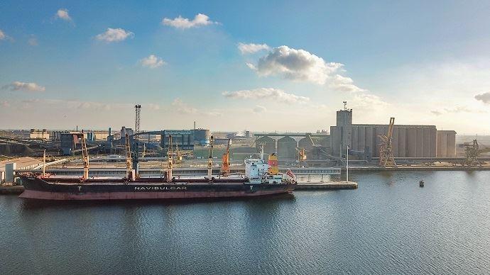 100000 tonnes de maïs bulgare et roumain vont transiter par les silos céréaliers de Nord Céréales, sur le port de Dunkerque, en 2018-2019.