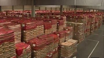 Presque tous les stocks de lait en poudre amassés durant la crise vendus