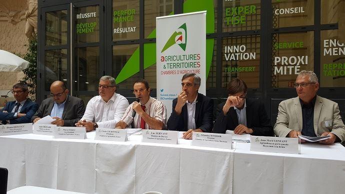 Charente : la FNSEA remporte les élections à la chambre d'agriculture