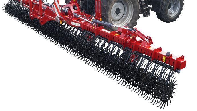 Ecoterra Rotaking le premier outil d'Eurotechnics Agri dédié à l'agriculture raisonnée