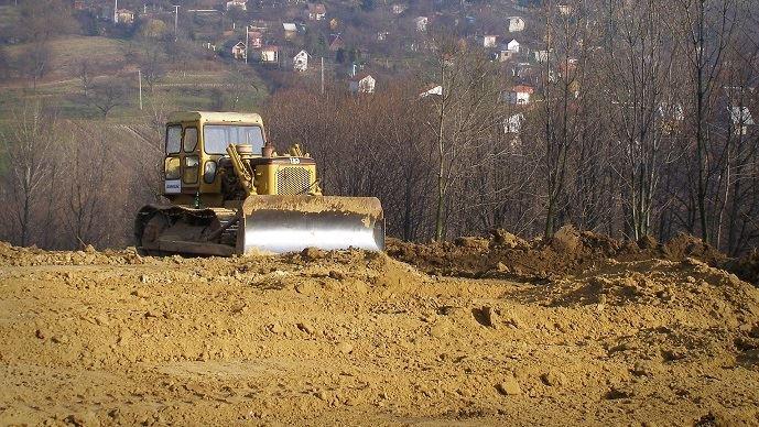 En 2018, les surfaces d'emprise pour des projets de nouvelles constructions sur des zones agricoles ont bondi de 26,6% en un an.