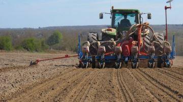 Les semis de maïs fourrage ont d'ores et déjà commencé