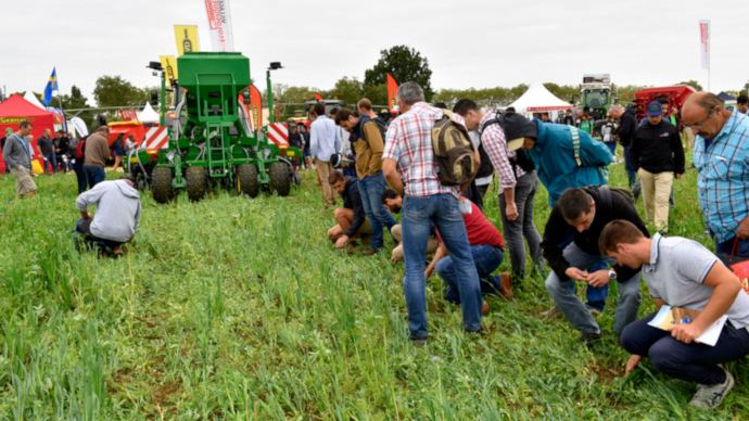 Agro-écologie à Innov-agri