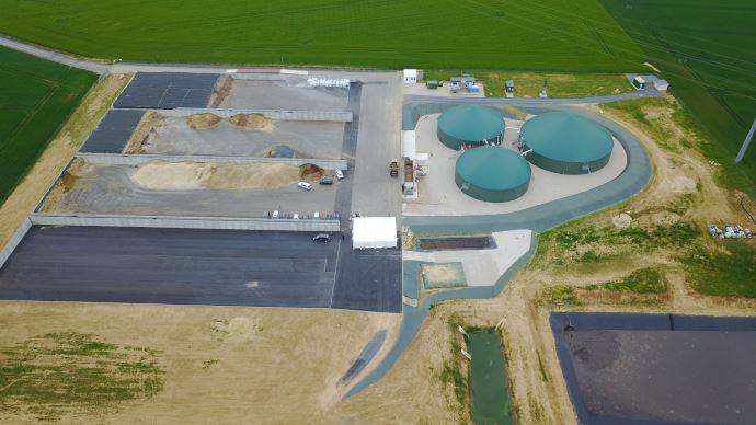 G. Berson: «Du biogaz pour 2000 foyers à partir de déchets organiques»