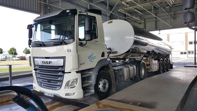 Lactinov Abbeville emploie 250 salariés dont 30 chauffeurs laitiers.
