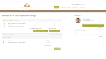 Tell me : la plateforme de gestion de projet collaborative de Tell-Elevage
