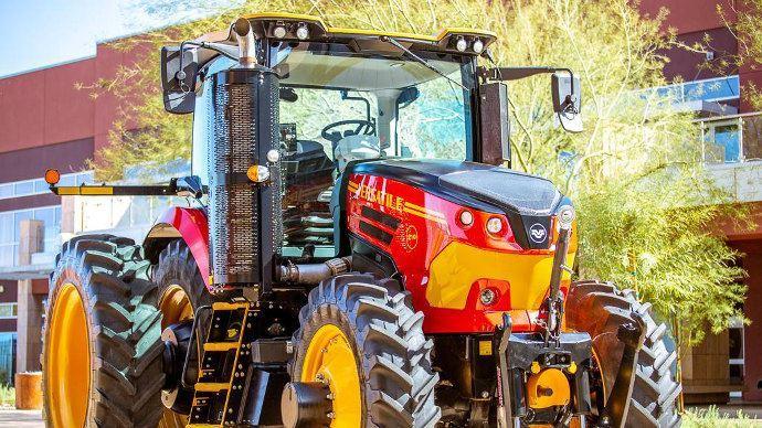 Tracteurs de 200ch et plus chez Kubota?