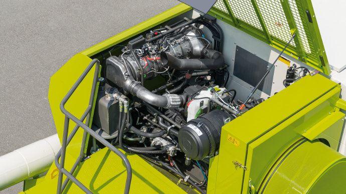 Claas Avero, des moteurs un peu plus puissant et aux normes Stage V
