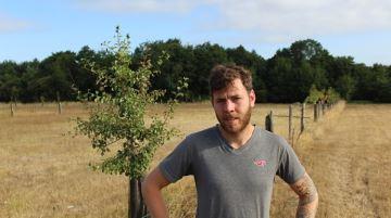 Guillaume Jahan: «Planter des arbres, un aspect économique mais pas que... »