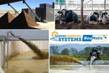 Gestion des effluents - BouMatic présente une nouvelle offre complète
