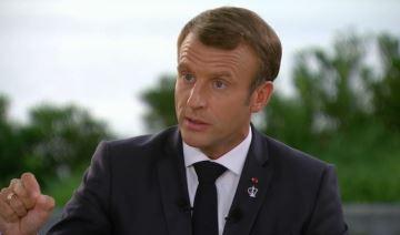 Ce qu'il faut retenir de l'interview d'Emmanuel Macron après le G7