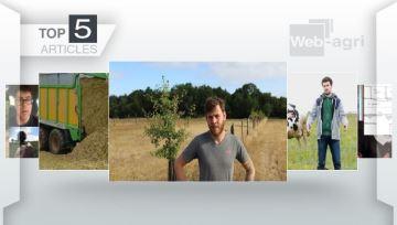 Les vidéos font le buzz cette semaine sur Web-agri