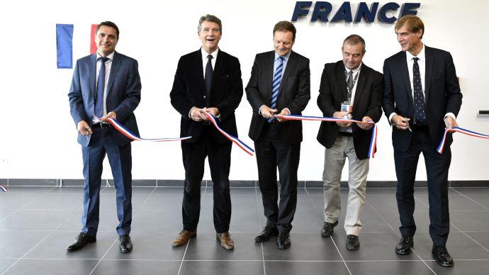 Inauguration du siège social Argo France