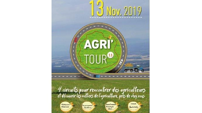 agritour 11 le 13 novembre 2019