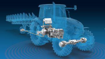 La transmission CVT électrique ZF renforce le rendement thermique du moteur!