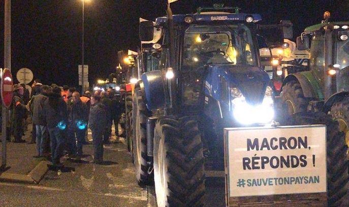 Manifestation en Ile-de-France