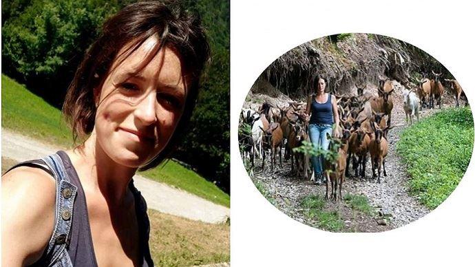 Noémie, éleveuse dechèvres en Haute-Savoie, est la nouvelle Miss agri