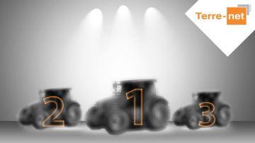 Quel constructeur a immatriculé le plus de tracteurs en 2019?
