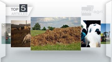 Automoteur d'épandage et conseils du BTPL: les effluents d'élevage à la Une