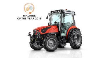 SDF confirme sa position de spécialiste des tracteurs spécialisés