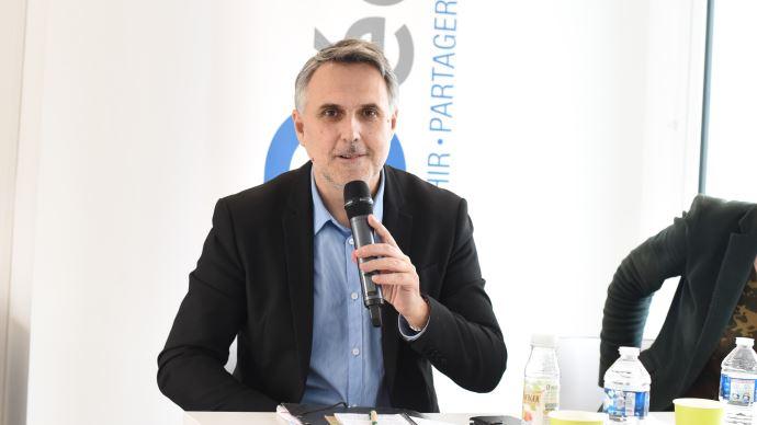 Le politologue Eddy Fougier a présenté son livre sur l'agribashing à l'occasion d'une rencontre organisée par Agridées le 14 février