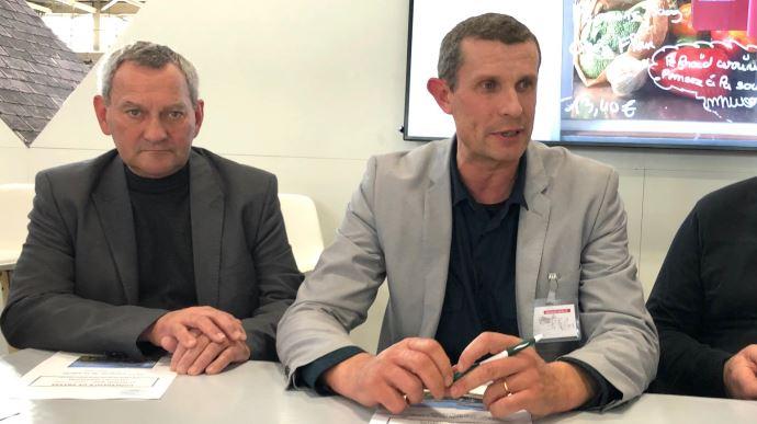 Léon Bonvallot et Bertrand Lapalus (SNFM)