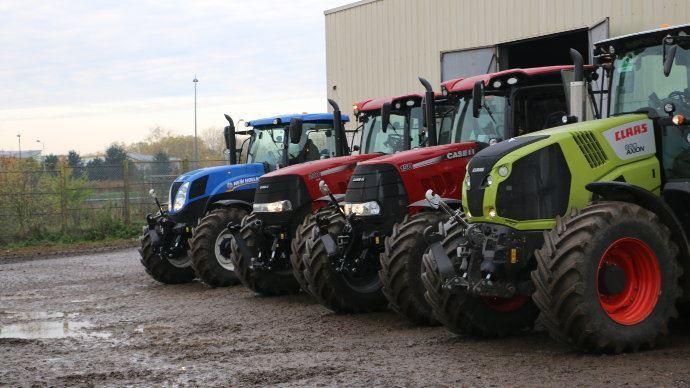 Concession agricole