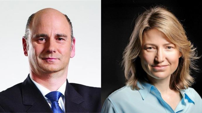 Hubertus Mulhauser et Suzanne Heywood