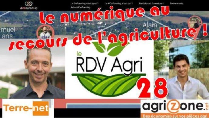 28e rdv agri de thierry agriculteur d aujourd hui sur le coronavirus et le numerique en agriculture
