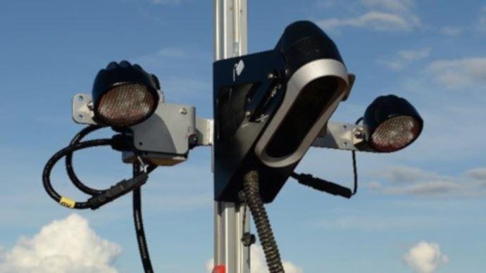 Eclairage Leds et caméra Culticam MK4HD