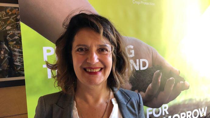 La députée européenne Irène Tolleret estime que la crise actuelle doit inciter l'UE à mettre en place une politique alimentaire plus poussée