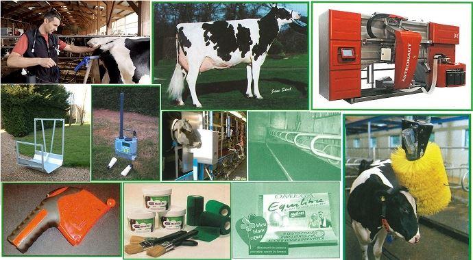 En élevage bovin, ces 25 dernières années ont offert aux éleveurs des innovations leur facilitant leur travail de suivi de leur troupeau.