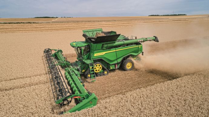 John Deere X9 moissonneuse-batteuse