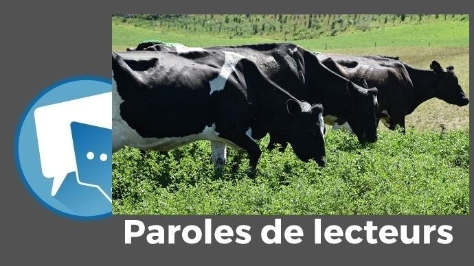 paroles de lecteurs web agri paturage estival