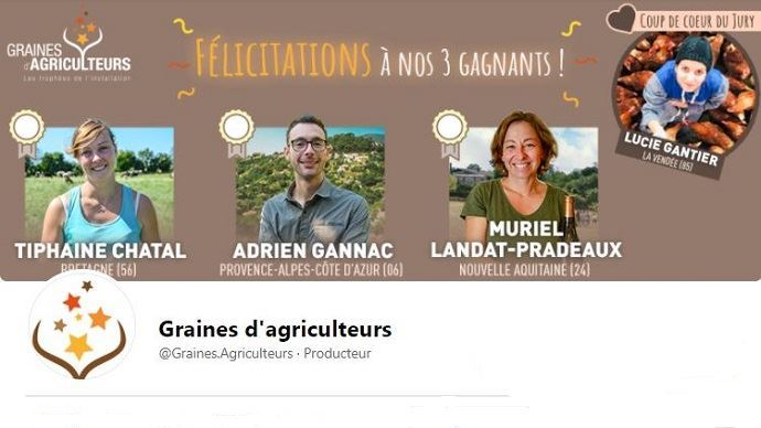 Graines d'agriculteurs