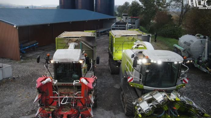 HLG Machinery en Suisse