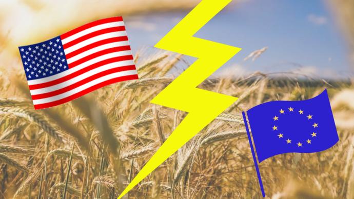 Les baisses de production que pourrait induire le Green Deal inquiète moins les Etats-Unis que la perte de part de marchés potentielle, note Agriculture Stratégies
