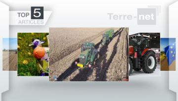 Une récolte XXL de maïs grain et les tracteurs russes Rostselmash à la Une