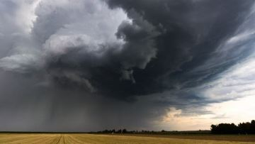 Avec la tempête Bella, de fortes intempéries dans le nord de la France