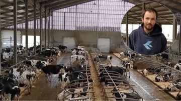 «Moins de concentrés mais toujours autant de lait grâce aux fourrages»