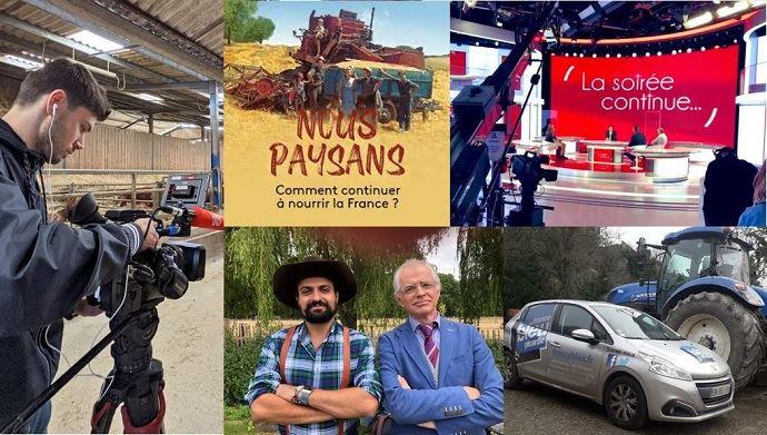 Même en l'absence de salon de l'agriculture, de nombreux médias grand public ont tout de même focalisé certains de leurs programmes sur la promotion de l'agriculture française, sa diversité et ses enjeux..