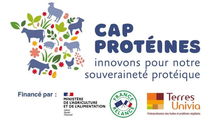 Logo Cap Protéines