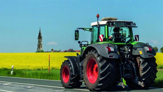 Tracteur Tour
