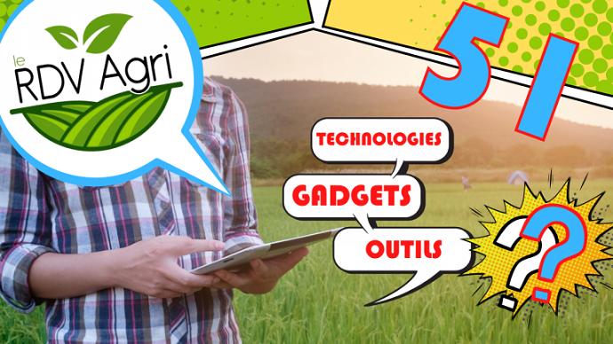 51e rdv agri de thierry agriculteur d aujourd hui sur les nouvelles technologies en agriculture