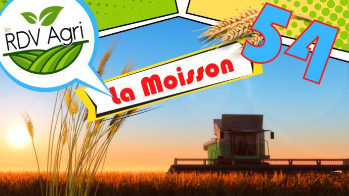 54 e rdv agri sur la moisson 2021