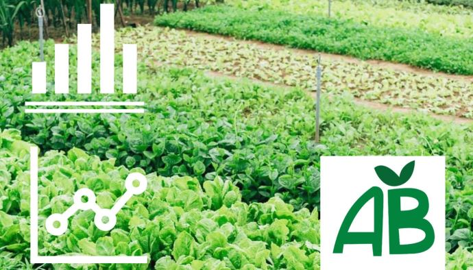 L'agriculture biologique a poursuivi sa progression en 2020.