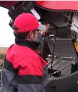 Présentation du tracteur MF8690 en vidéo