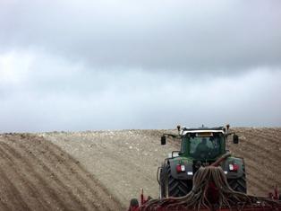 La technique au service de l'agronomie : le système Rtk